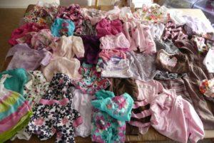 Les vêtements à utiliser dans le patchwork du plaid de Chanel