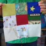 Un début en patchwork pour les visiteurs chez Repatchit